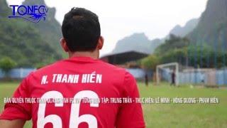  Bản tin 29-04-2016  Than Quảng Ninh, Đồng Tháp chuẩn bị cho trận đấu thuộc vòng 8 V.League 2016
