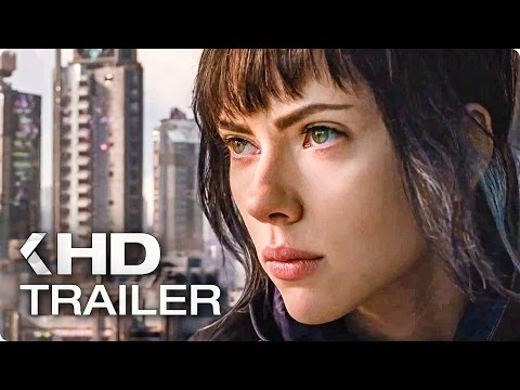 GHOST IN THE SHELL Trailer 2 (2017) streaming vf