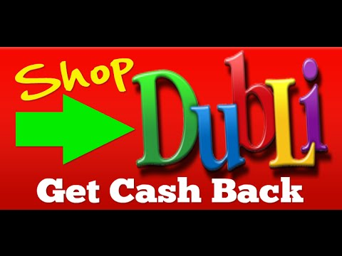 Shop Dubli Get Cash Back Review