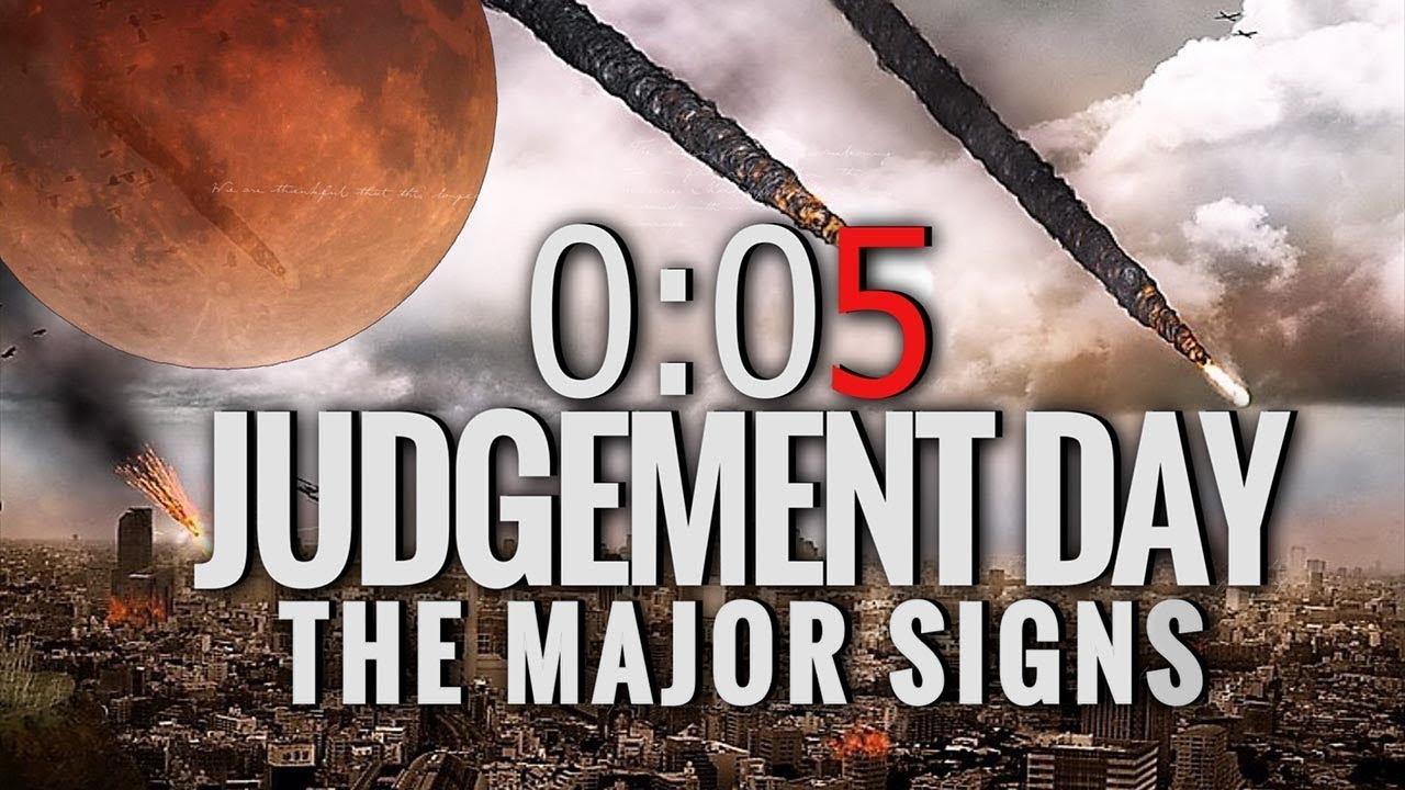 MAJOR SIGNS OF JUDGEMENT DAY (QIYAMAH) HAVE BEGUN! – END TIMES MAJOR