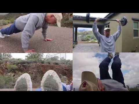 90YearOld Works Out Every Single Day WorkoutLikePapa