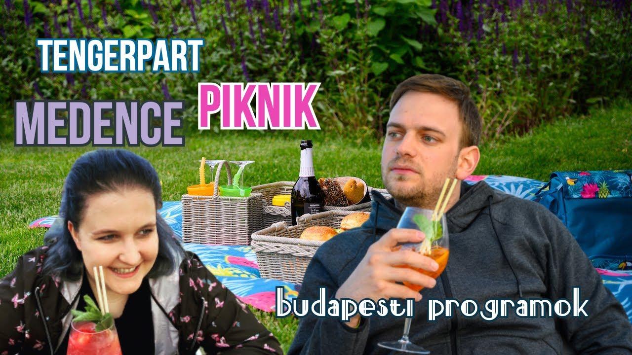 Budapestnek van TENGERPARTJA? - extra programok a városban