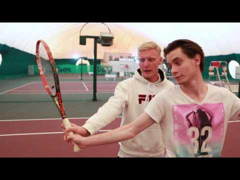 Игра Спортивные головы Большой теннис онлайн Sports