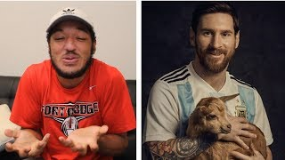 This Just Proves Why Lionel Messi Is The World's Best | REACTION (Messi vs The World)