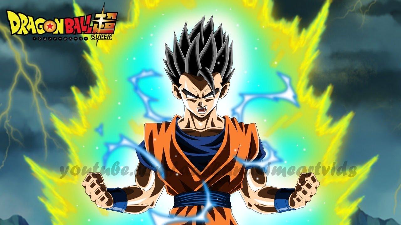 Gohan Gets A New Form? Super Saiyan Rage Mystic Gohan? - YouTube