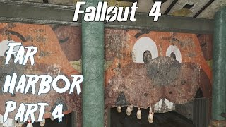 Fallout 4- Far Harbor Playthrough part 4- Beaver Creek Lanes