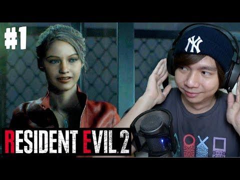 download Mencari Leon - Resident Evil 2 Indonesia - Claire Part 1