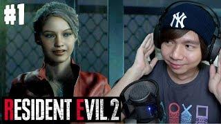 Mencari Leon - Resident Evil 2 Indonesia - Claire Part 1