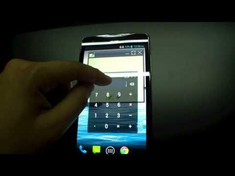 Acer Liquid S1 Hands On | Deutsch