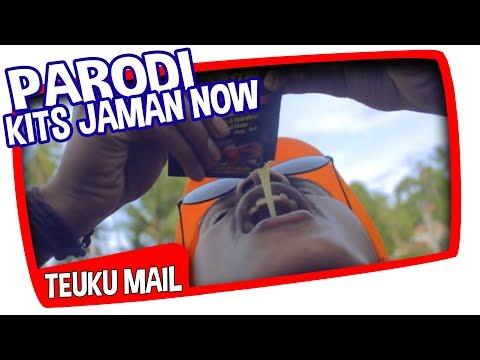 Teuku Mail - PARODI KIDS JAMAN NOW NGAKAK !!!