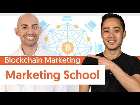 How to Market a Blockchain Company | Ep. #555