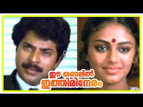 Ee Thanalil Ithiri Neram movie Scenes | Mammootty scolds Shobana | Innocent