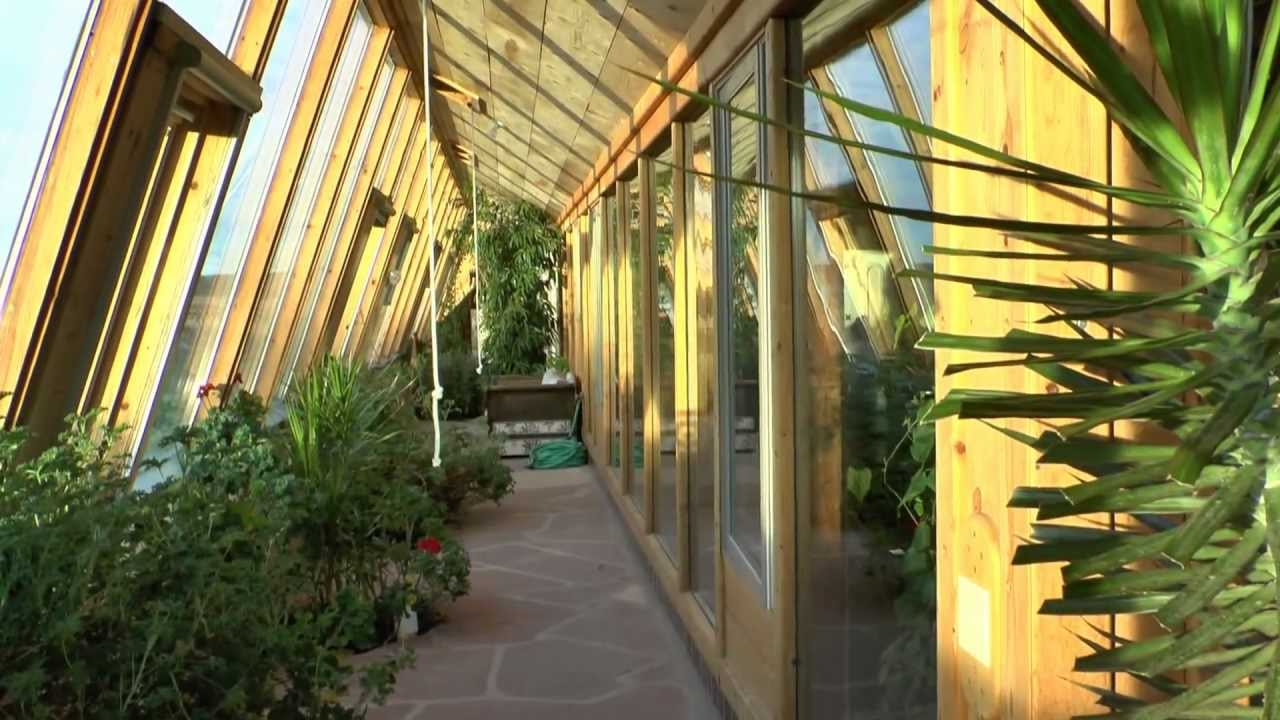 Earthship Corner Cottage A Quick Tour YouTube