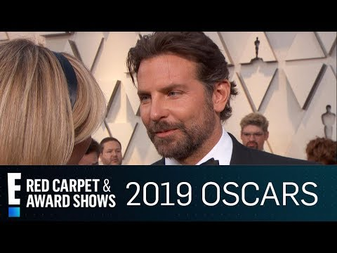"Bradley Cooper Feeling ""Pretty Grateful"" at 2019 Oscars 