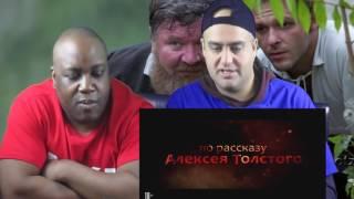 Реакция иностранцев на трейлер «Вурдалаки»