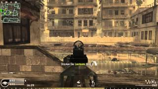 Call of Duty 4 - Live-Commentary - Los spielt TERA!