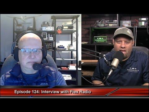 Ham Radio 2.0: Episode 124: Interview with Flex Radio