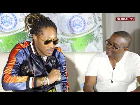 Exclusive Interview: Alichokisema Msanii kutoka Marekani FUTURE