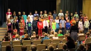 Kiitoslaulu kummioppilaille, Virtain Rantatien koulu 31.5.2014 (oopperan kummituksen melodia)