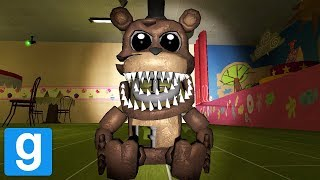 Five Nights at Freddys Map - Garry's Mod