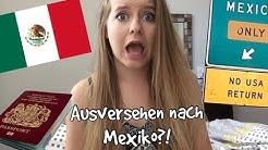 STORYTIME - Ausversehen nach Mexiko - USA Einreise verwehrt!? l JoelinasAuPairLife