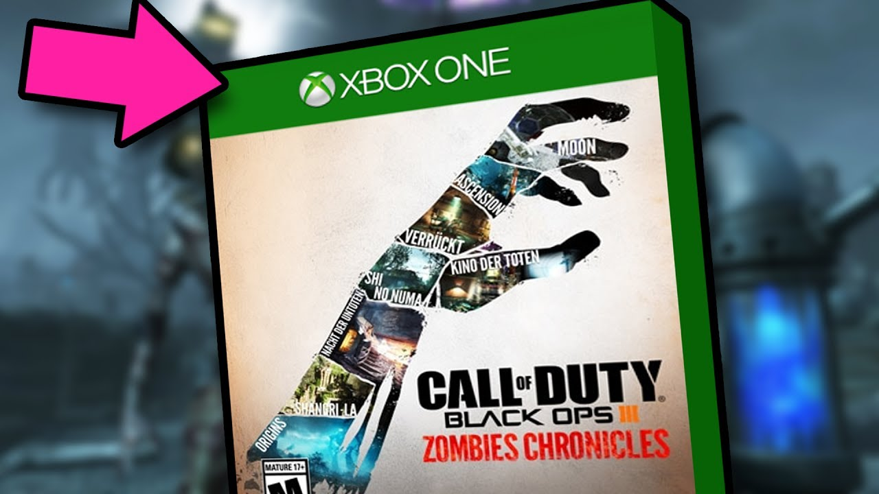 HOW TO PLAY ZOMBIES CHRONICLES ON XBOX ONE?! (Black Ops 3 DLC5 on Xbox One!)