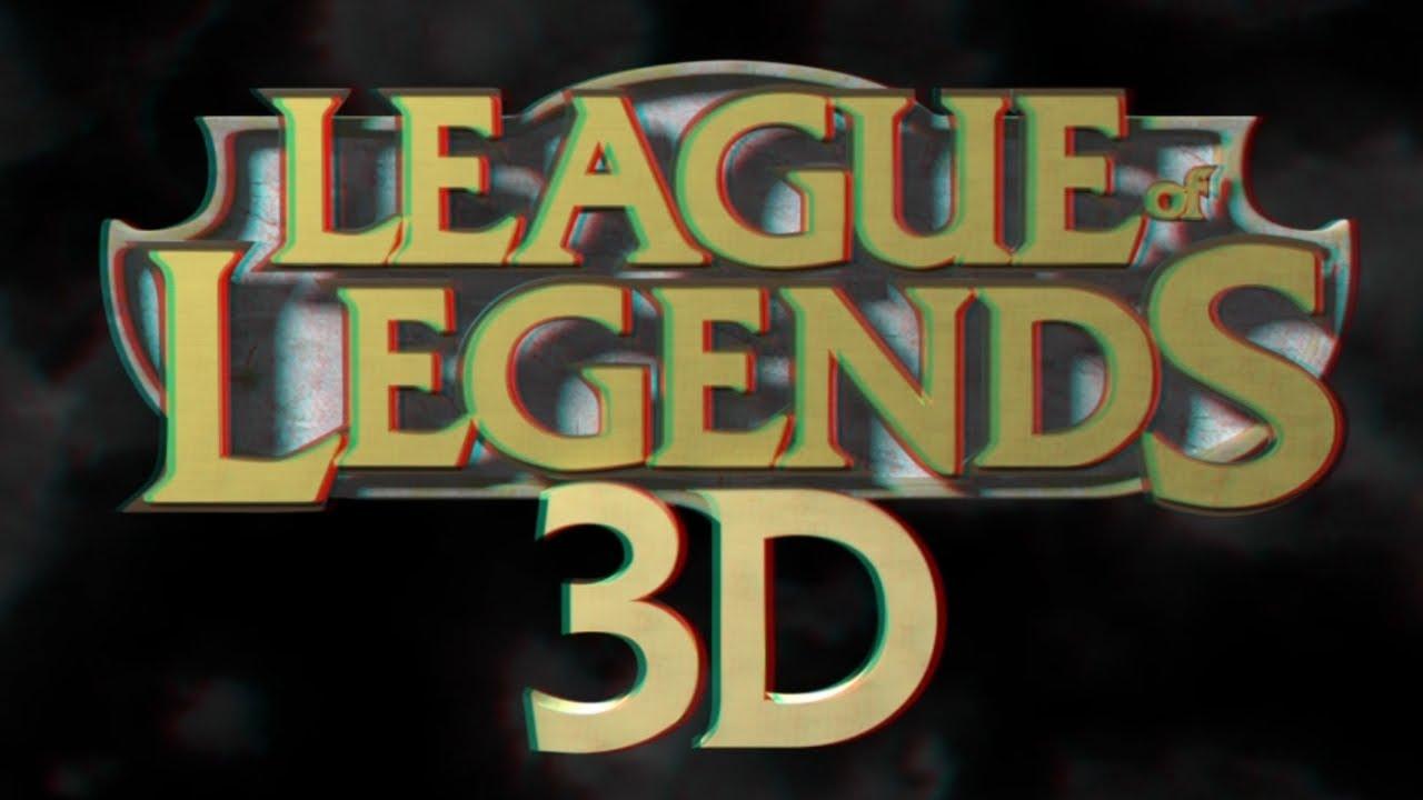 Riot Games Presents: League of Legends 3D Mode - YouTube