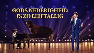 Christelijk lied 'Gods nederigheid is zo lieftallig' (Dutch subtitles)