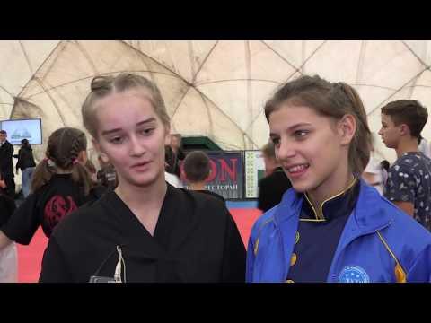 ТРК РИТМ: У Рівному відбувся Кубок України з кікбоксингу WAKO