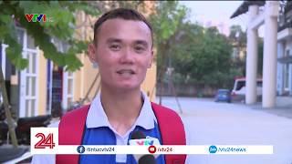 Vua phá lưới Lao League và khát khao vào đội tuyển Việt Nam | VTV24