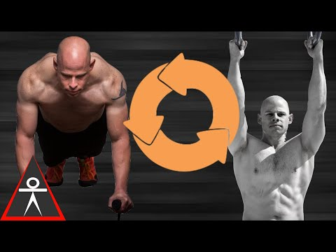 4 Keys to Building Muscle w/ Circuit Training