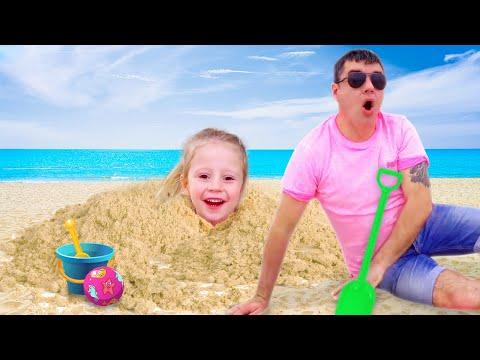 ستايسي والأب ,مجموعة من القصص للأطفال حول الألعاب والأنشطة في الهواء الطلق