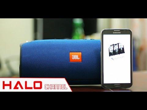 [Haloshop] Trải nghiệm âm thanh tuyệt đỉnh từ loa JBL Xtreme