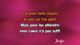 Karaoké Les flonflons du bal - Edith Piaf *