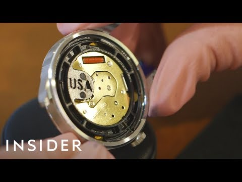 How Timex Watches Are Made | The Making Of