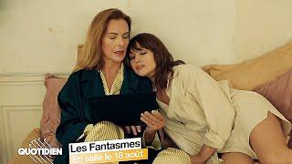 Carole Bouquet et Monica Bellucci pour «Les fantasmes»