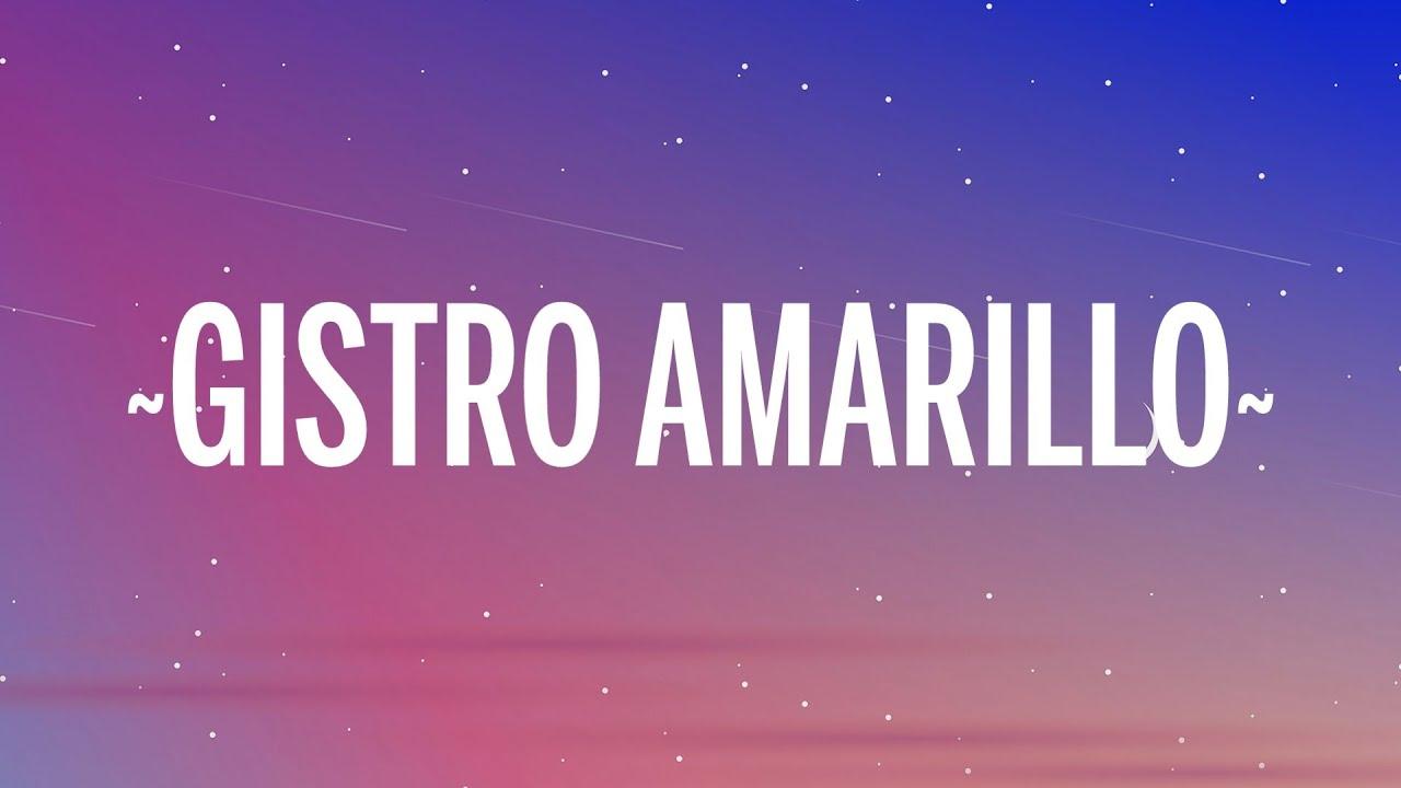 Download Ozuna x Wisin - Gistro Amarillo (Letra/Lyrics)