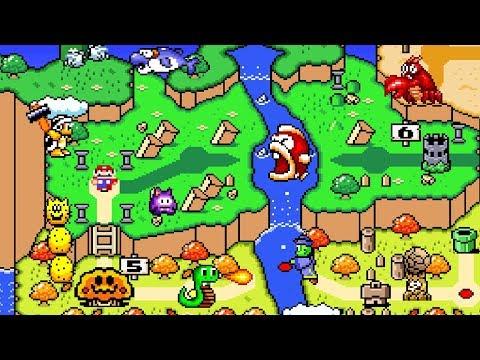 New Super Mario World 2: Around The World (1of3)