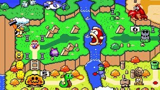 New Super Mario World 2: Around The World (1of3)