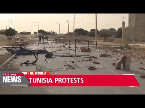 Anti-austerity protests in Tunisia turn deadly