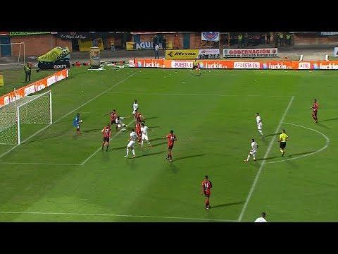Cúcuta 1-3 Nacional: Gol Brayan Rovira I Deportes RCN