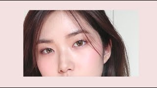 figcaption Very Simple Makeup Look (Feat. CANMAKE)
