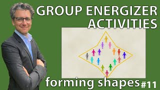 Group Energizer Activities - Forming Shapes #Exercise 11