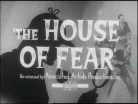 Sherlock Holmes: The House Of Fear (1944) TRAILER