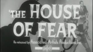 Sherlock Holmes: The House Of Fear (1944) TRAILER