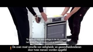 Installatievideo: Hoe monteer ik een oven?
