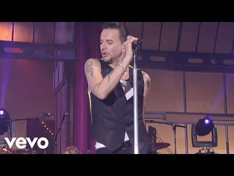 Depeche Mode - Personal Jesus (Live on...