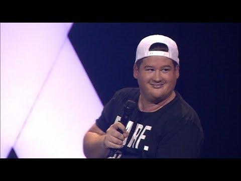 Chris Tall - 1LIVE Köln Comedy-Nacht XXL 2017