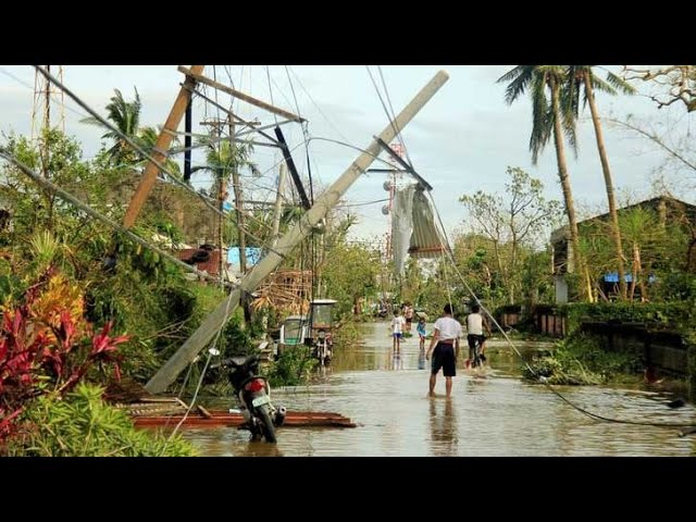 Typhoon Nock-Ten kills six in Philippines