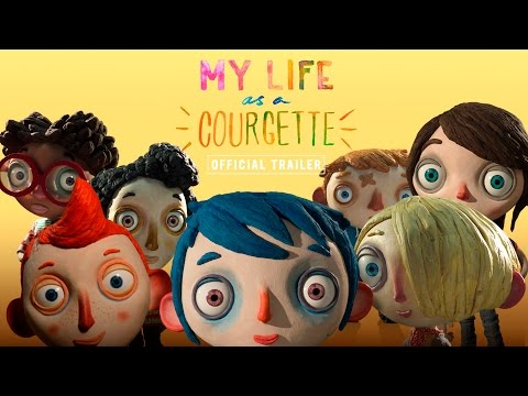 MY LIFE AS A COURGETTE   Official UK English-Language Trailer [HD]